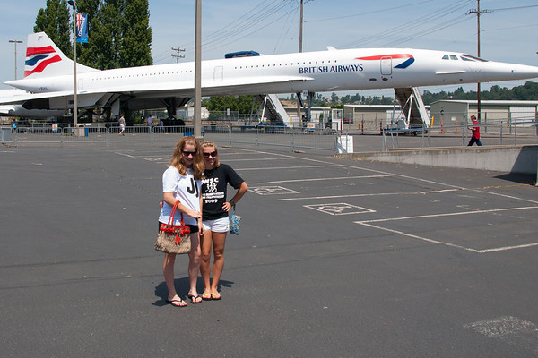 Museum of Flight Seattle WA