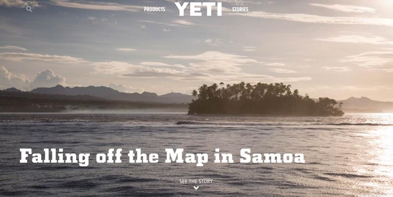 Samoa | YETI Coolers