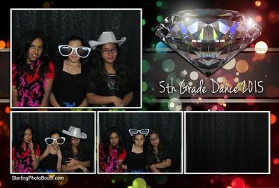 5th Grade Dance 2015
