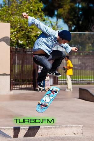 Trevor Roane Skateboarder