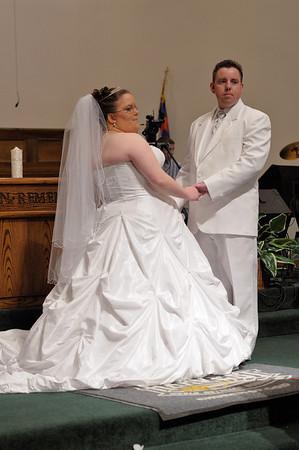 Erik & Regina - March 22, 2008