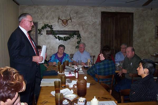2006 Sales Banquet