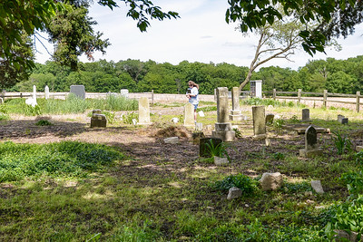 2020-05-30 Downing family cemeteries