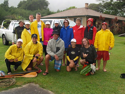 2013 Canoe Sailing Kaneohe Bay 3-23-2013