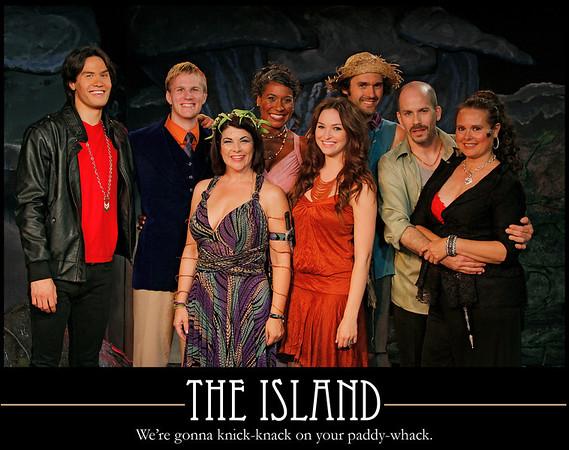 Skypilot Theatre's The Island