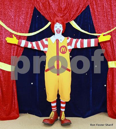 Ronald McDonald 2013- Indpl's, Ind