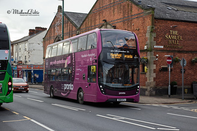 Nottingham Area (Bus), 08-01-2020