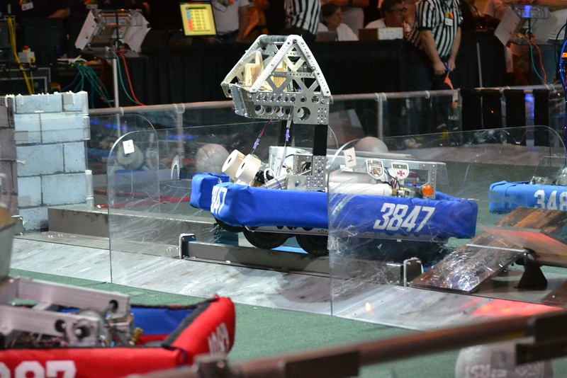 2016 FIRST Bayou Regional Robotics - Spectrum 3847 - 798