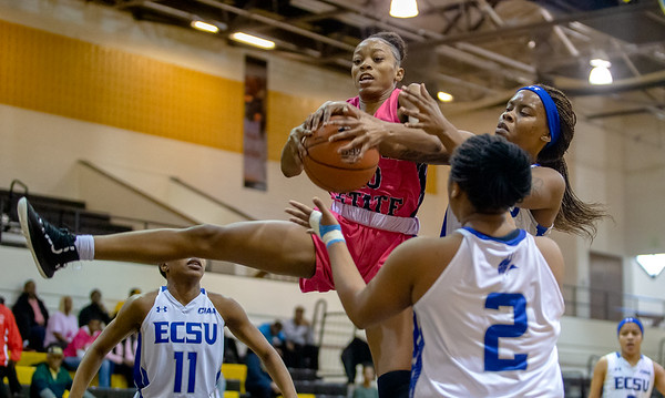 College Basketball: Elizabeth City State vs. Bowie State