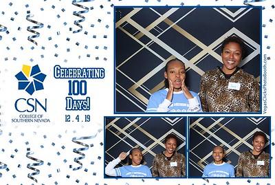 CSN - 100 Day Celebration!