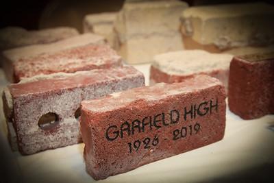 GARFIELD CLASS OF '69