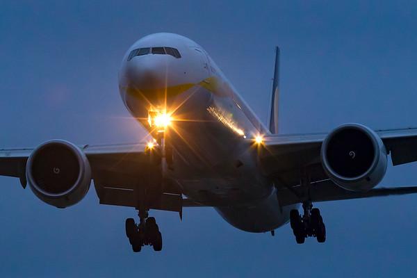 VT-JEK - Boeing 777-35R/ER