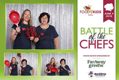 Battle of the Chefs - Food4Kids Halton