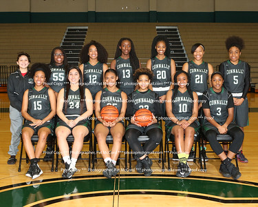 2017 Lady Cougars Basketball