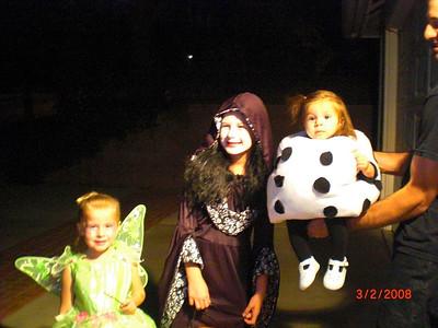 First Halloween Stella - 2009