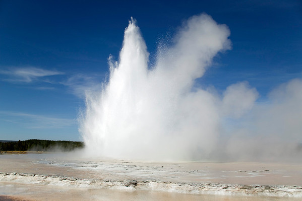 Geysers and Thermal Pools
