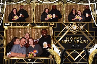 Cherokee Casino Ft Gibson NYE 2020