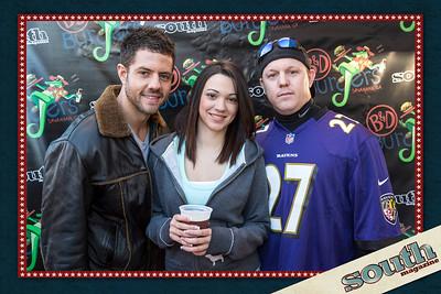 Super Bowl Party at B&D Burgers