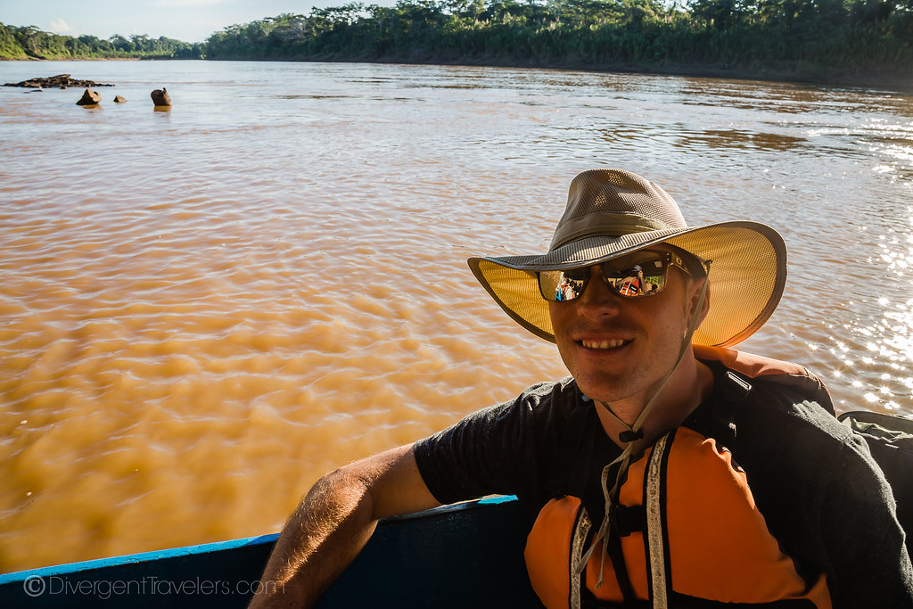 Rainforest Expeditions Peru - David Stock