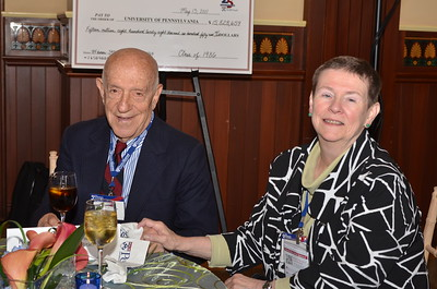 President's Reunion Volunteer Leadership Reception