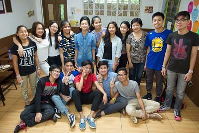Xmas Party Class Photos 2015
