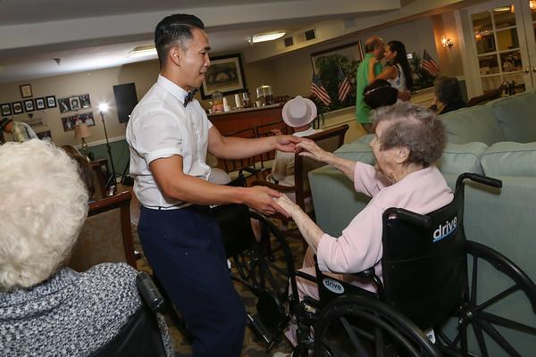 Retirement Home Event 9/13/15