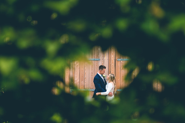 Hannah & Jason - Hyde House Wedding Photography