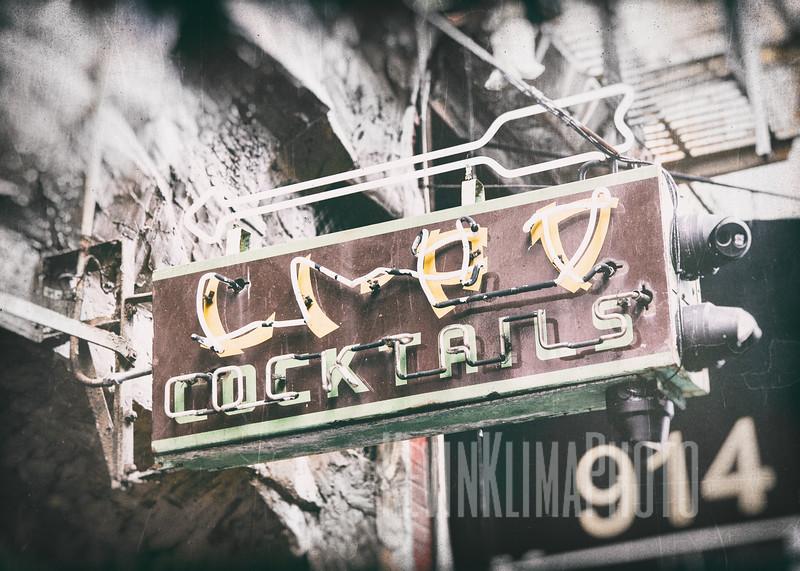 Li-Po Lounge - Cocktails