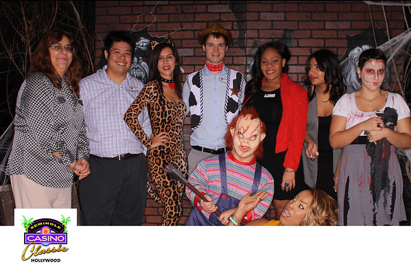 2014-10-30 Seminole Casino VIP Halloween Party