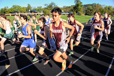 Columbus Academy Cross Country