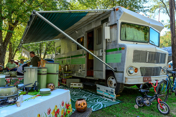 2017 Southern Vintage Trailer Friends' Show