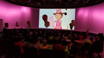 Pinkalicious & Peterrific Screening Party