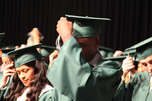 2017 Lake Ridge High School Graduation
