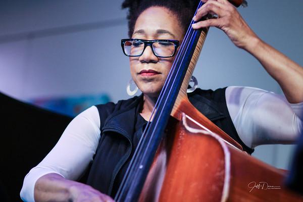 Marion Hayden Ensemble - A2 Jazz Fest - 9-30-2018