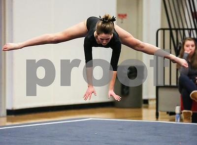 Inglemoor, Mt. Si and Skyline Gymnastics