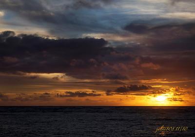 Hawaiian Sunrise 6