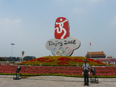 2008 Olympic Games, Beijing