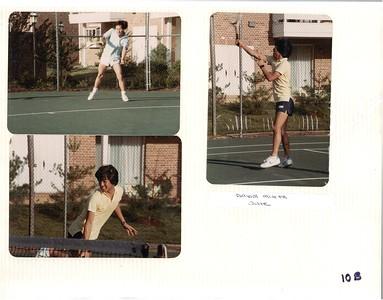 May 193 Wakiji, White House, Tennis
