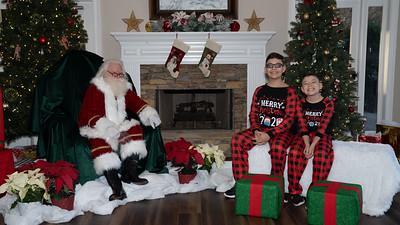 2020 Breakfast with Santa