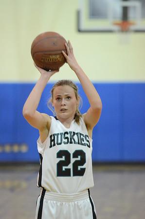 Varsity Girls Basketball Feb 27 vs Elkton