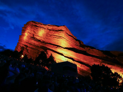 Widespread Panic, Red Rocks Amphitheater, June 2014