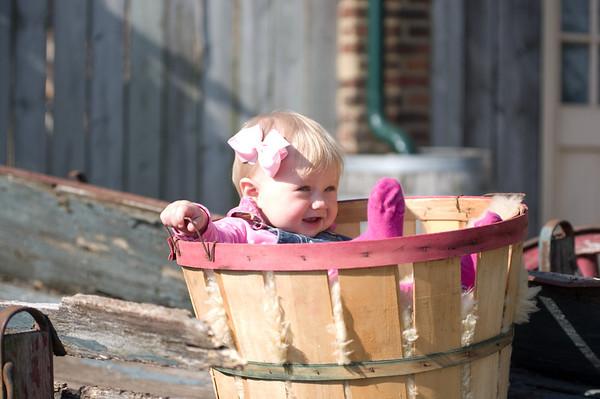 Kayla Meyer - 9 month