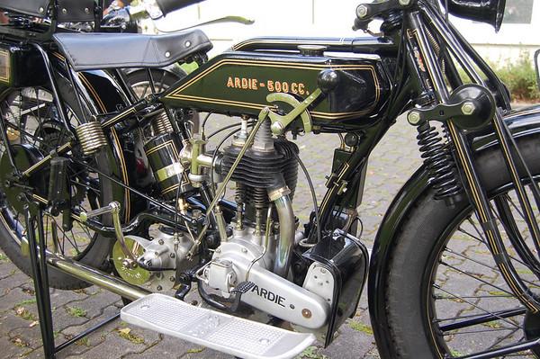 Ardie HF Weekend 2007, Germany