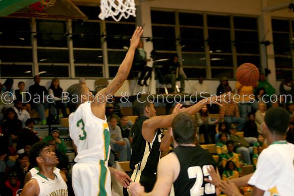 Men's Basketball North Rowan Game