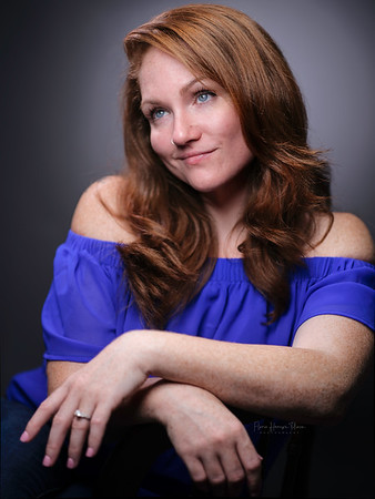 Melissa portraits