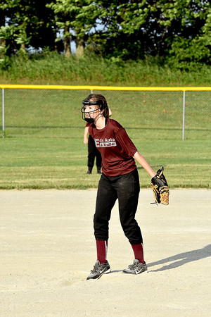 Athens vs Union City League 3 Softball 6-20-2016