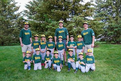 2021 Geneva Baseball Association  In-House