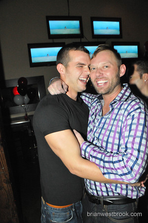 Greg Scheaffer's Moving to NYC party at Purr Seattle (21 Sept 2011)
