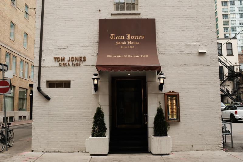 Tom Jones Steak House