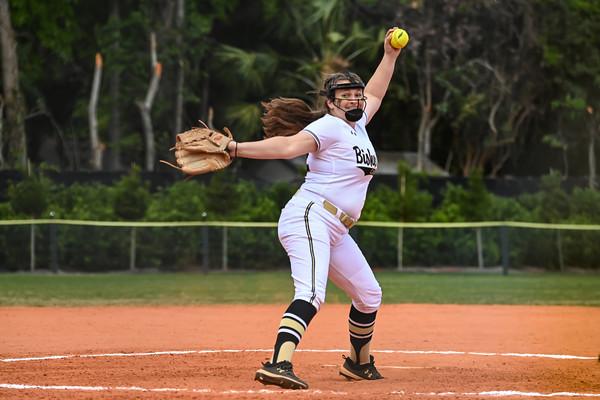 Bishop Moore Softball
